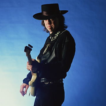 Blue Stevie 1989