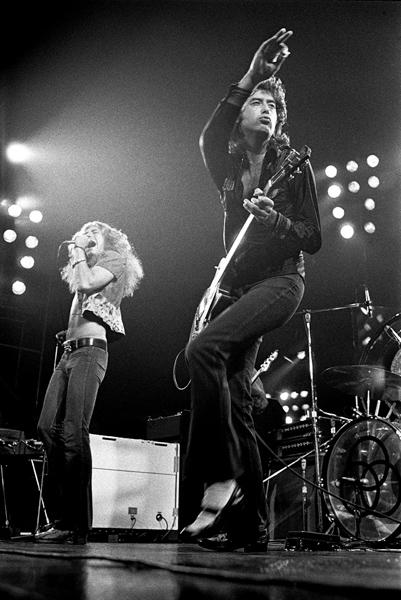 Led Zeppelin Seattle