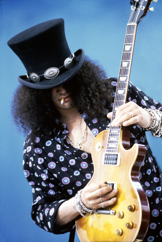 Slash- Guns and Roses 1994