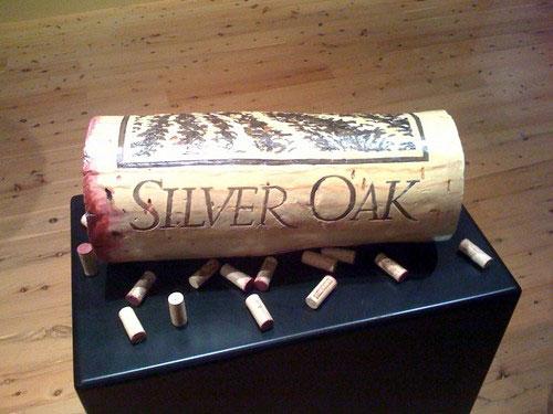 "Cork Envy Sculpture 21"" x 8"" x 8"""