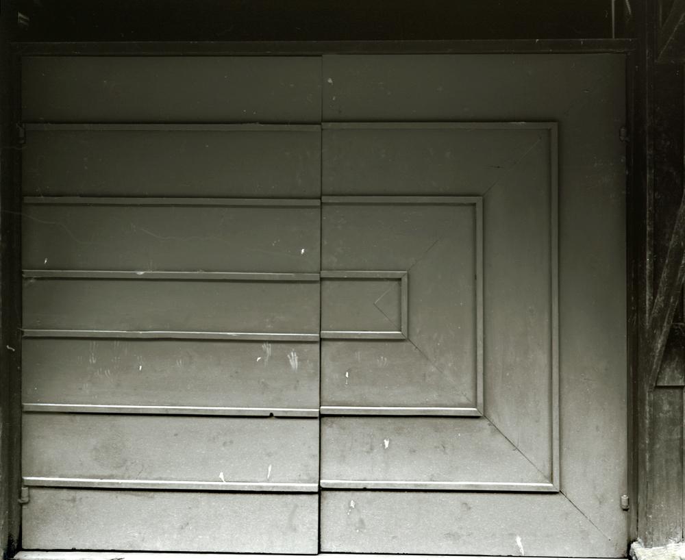 30- Taliesin Garage Doors