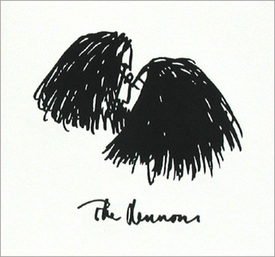 """The Lennons 8"""" x 9"""""""