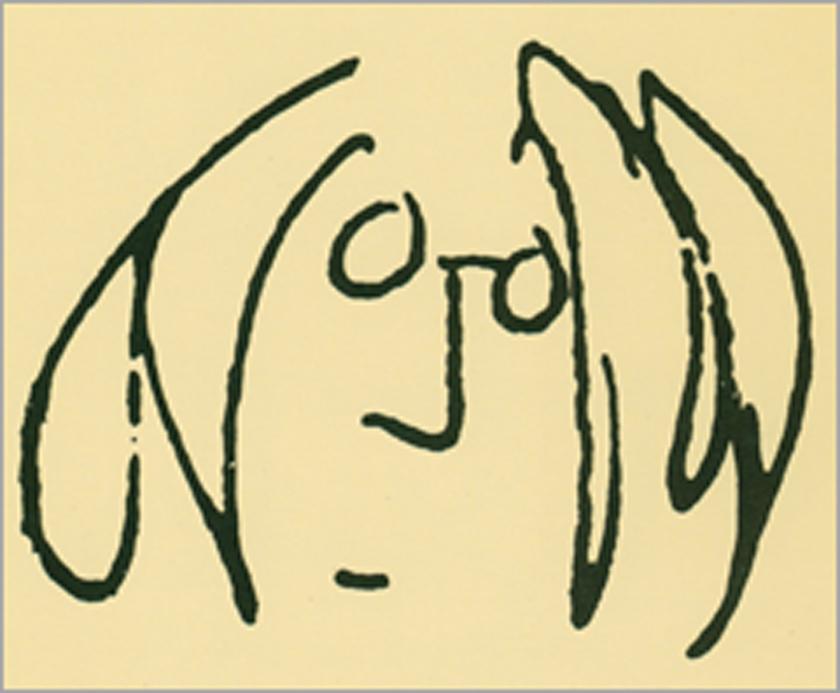 "Self Portrait On Shikishi 8"" x 8.75"""