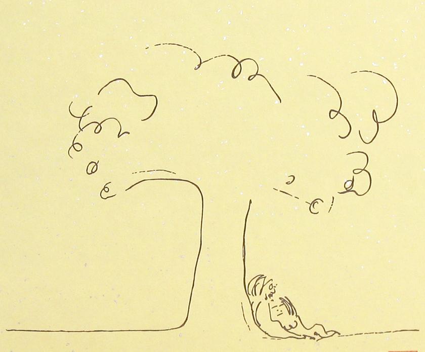 """Family Tree (Shikishi) 8"""" x 8.75"""""""