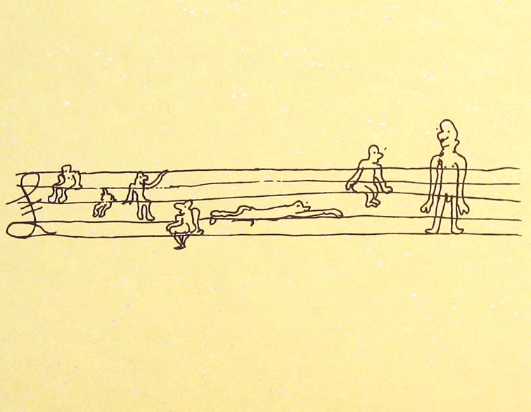 """Freda People (Shikishi) 8"""" x 8.75"""""""