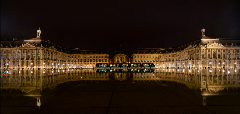 Reflecting on Bordeaux