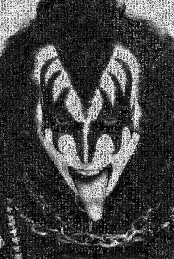 KISS-Gene Simmons
