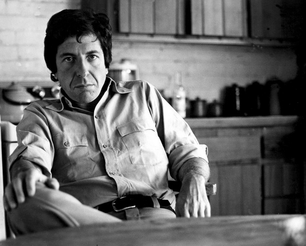 041- Leonard Cohen
