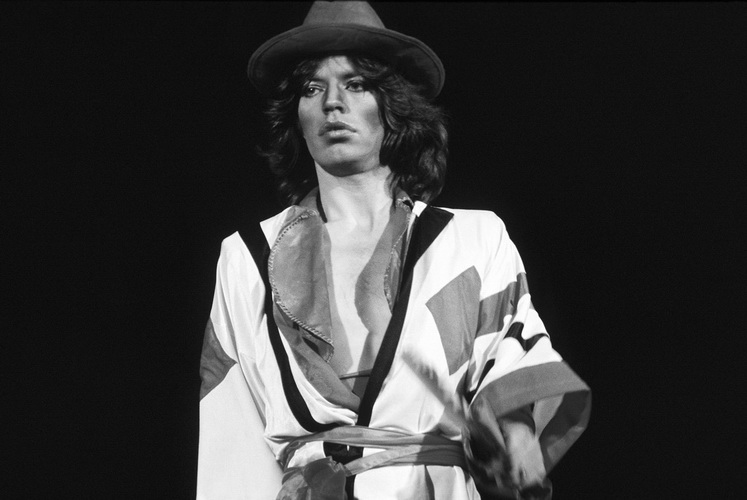 Mick Jagger- Mannequin