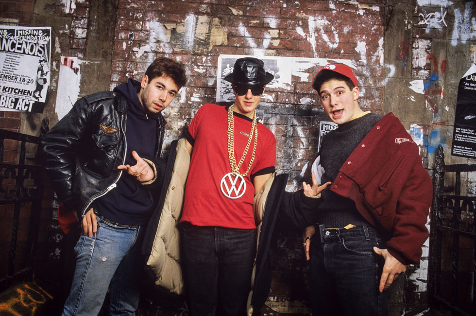 Beastie Boys Brick Wall 1987