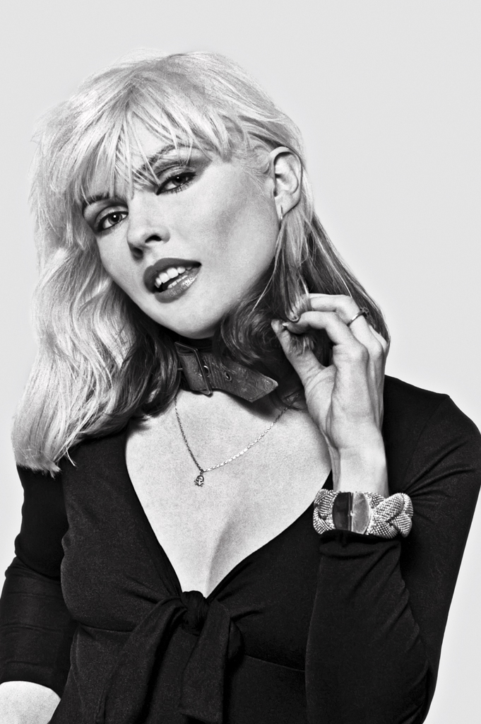 Blondie, Debbie Harry 1977
