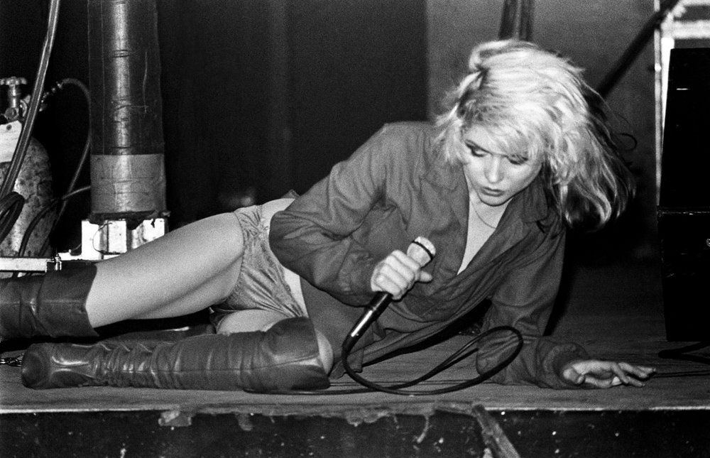 Blondie: Debbie Harry 1978