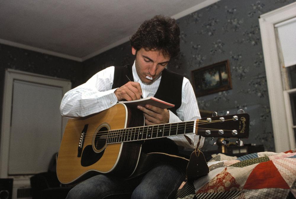 Bruce Springsteen 1977