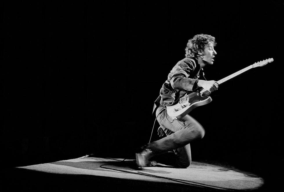 Bruce Springsteen 1978