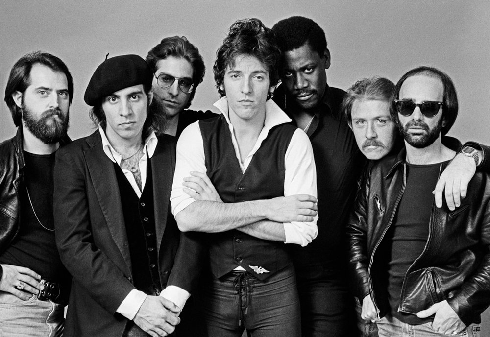 Bruce Springsteen E Street band 1978 (02)