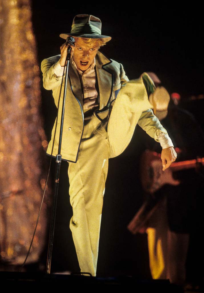 David Bowie 1983 (2)
