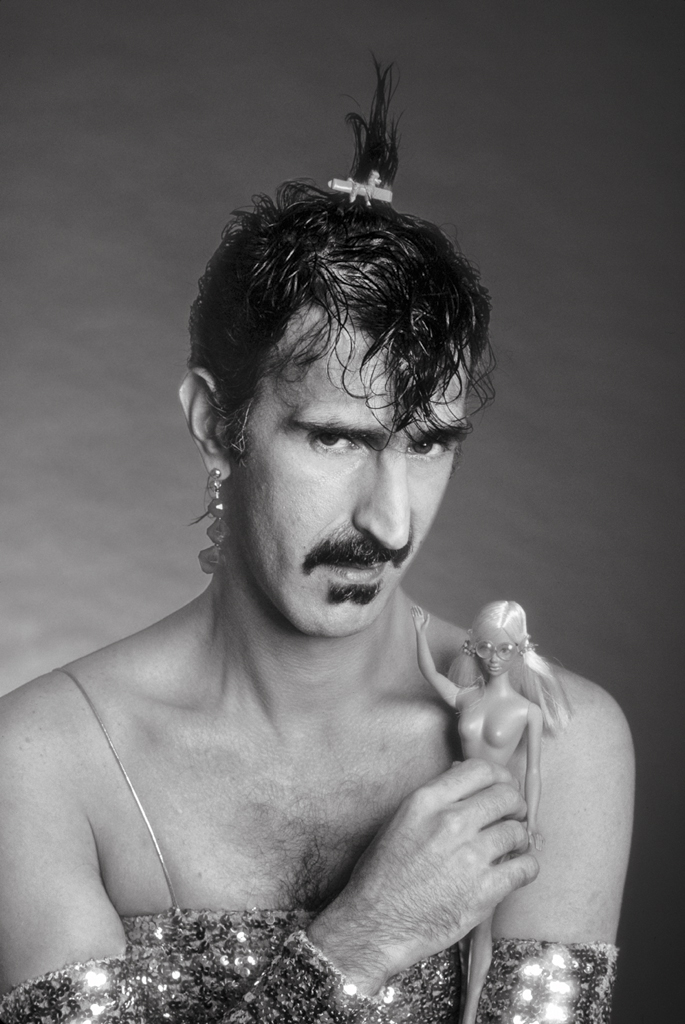 Frank Zappa 1978