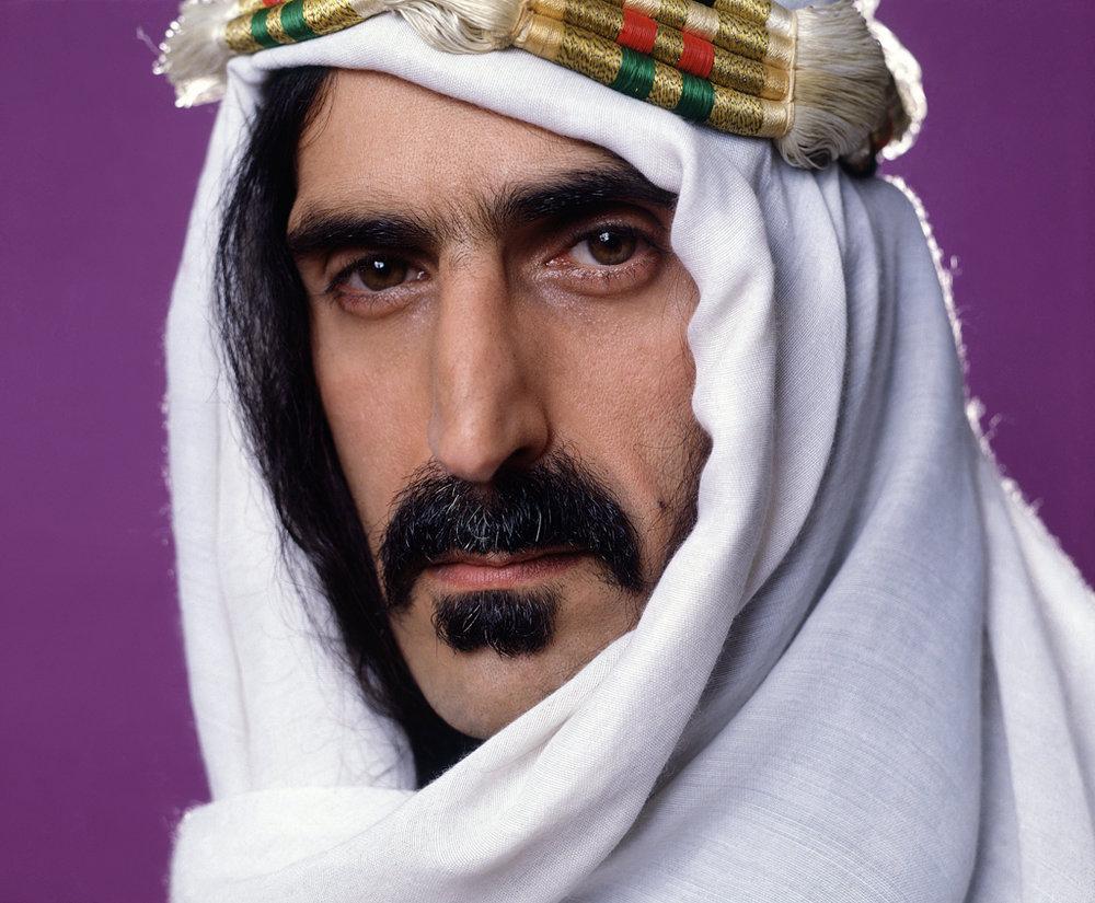 Frank Zappa 1979