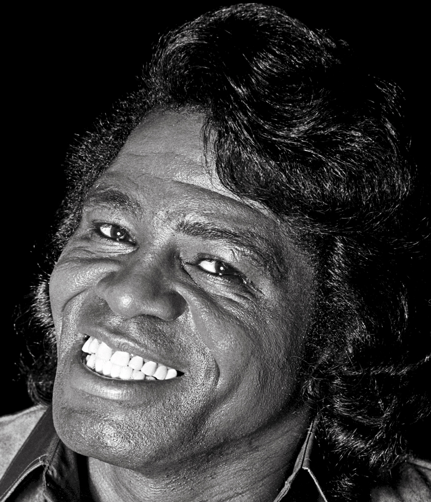 James Brown 1982