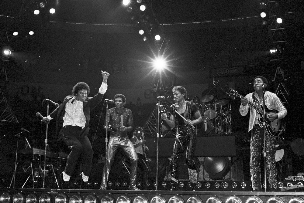 Michael Jackson- Jackson Five 1981
