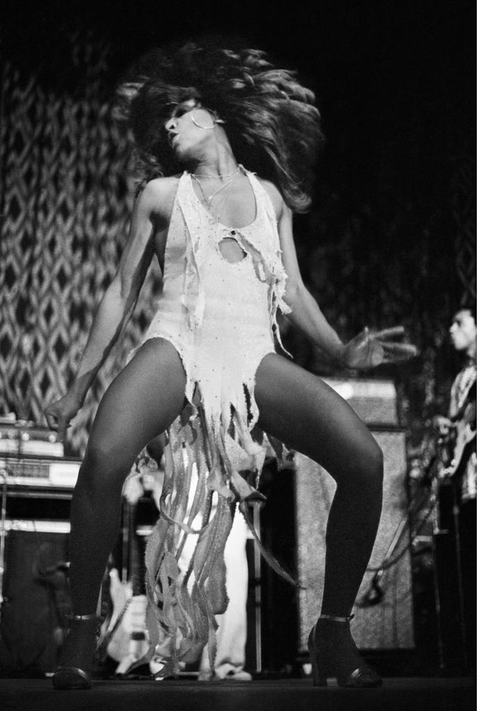 Tina Turner 1976