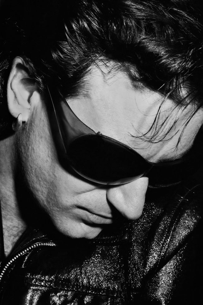 U2 Bono Cropped 1992