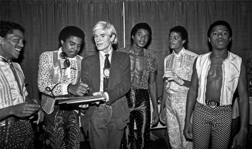 Andy Warhol & Jackson 5