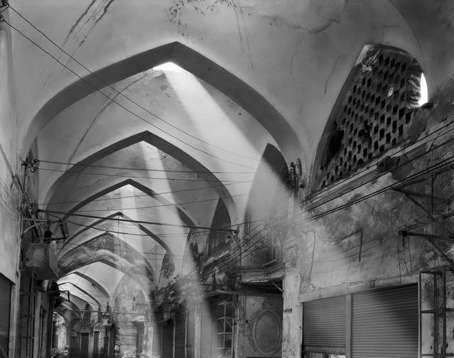 7644802 Isfahan Bazaar