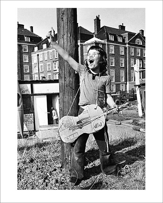 Dude 72, London 1972