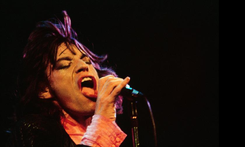 Mick Jagger 1975