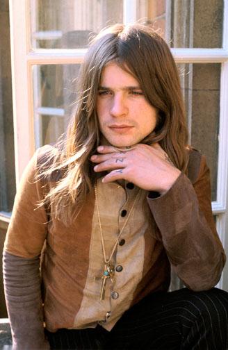 Ozzy Osbourne 1974