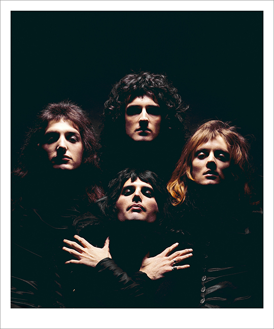 Queen 2 Album Cover, London 1974