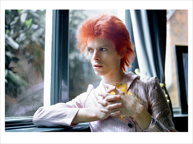 Bowie, Haddon Hall Reflection, UK 1972_3040