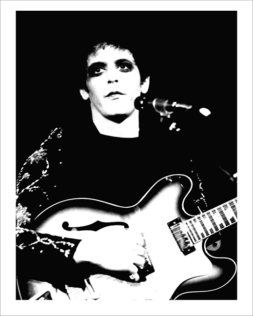 Lou Reed Transformer Album Cover 1972
