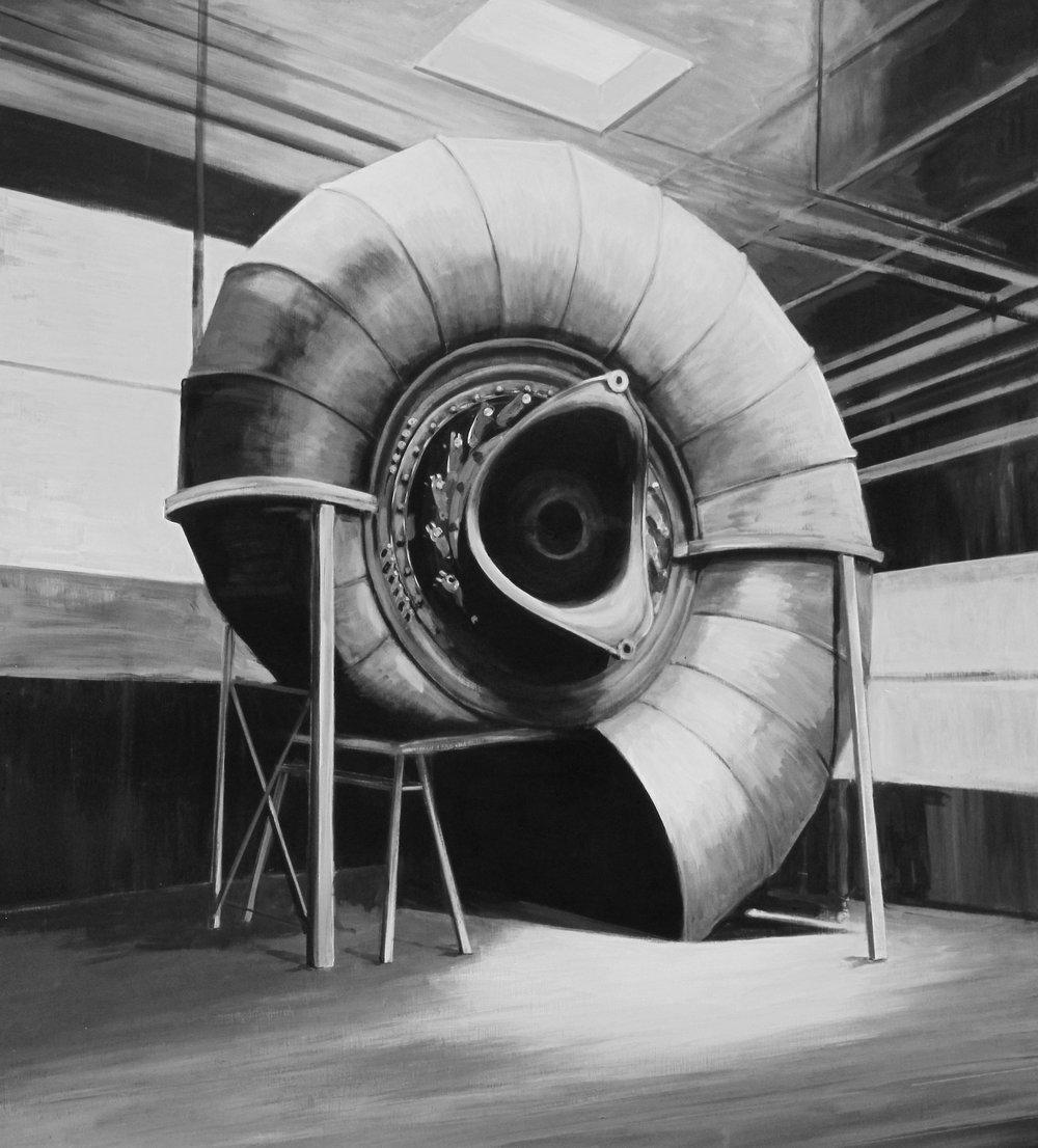Spiral Horn