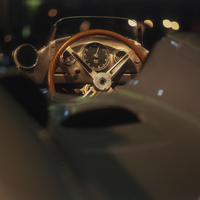 Art Deco Car Cockpit