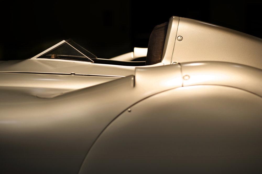 Profile - Race Car