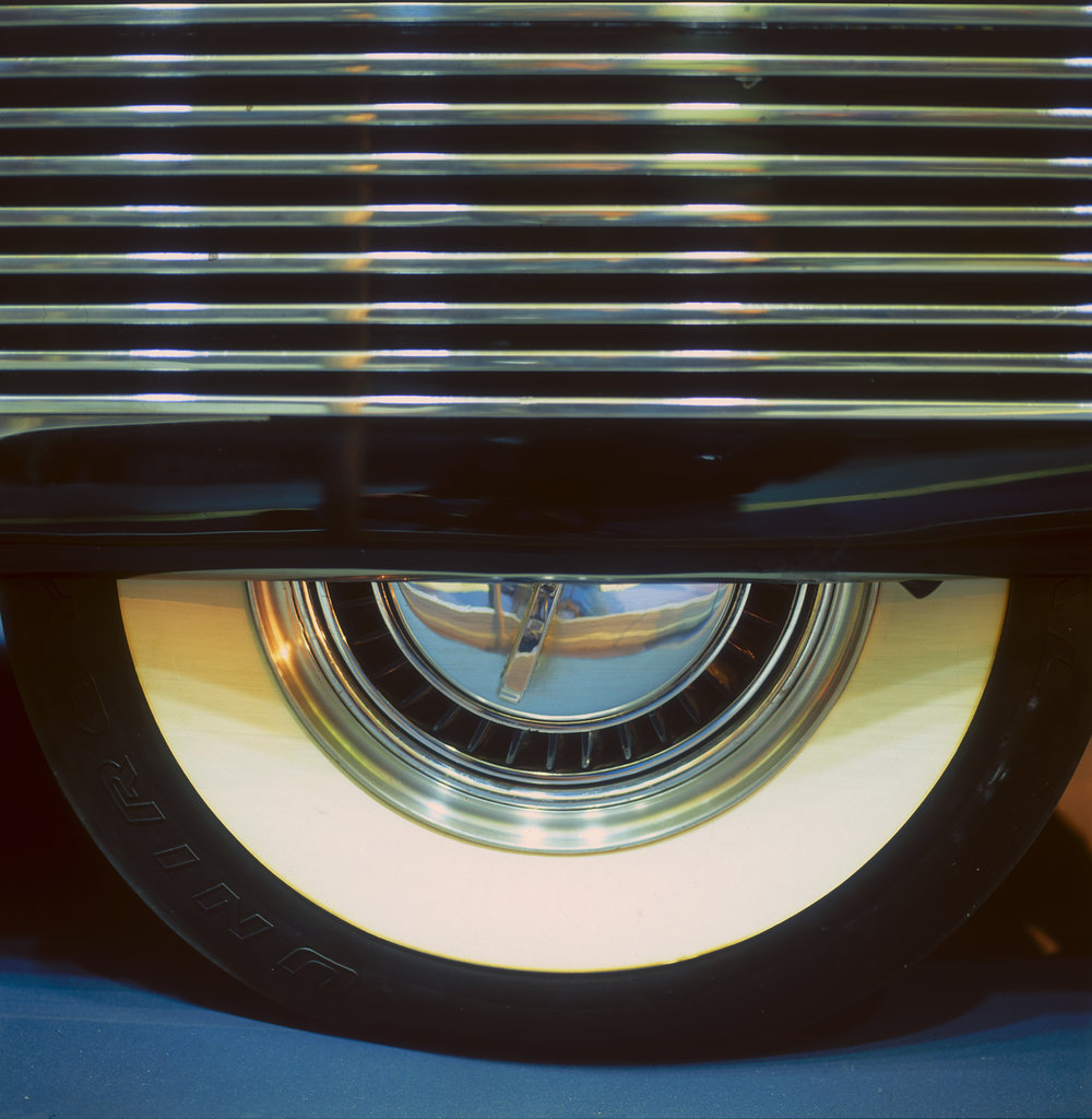 Art Deco Car Wheel