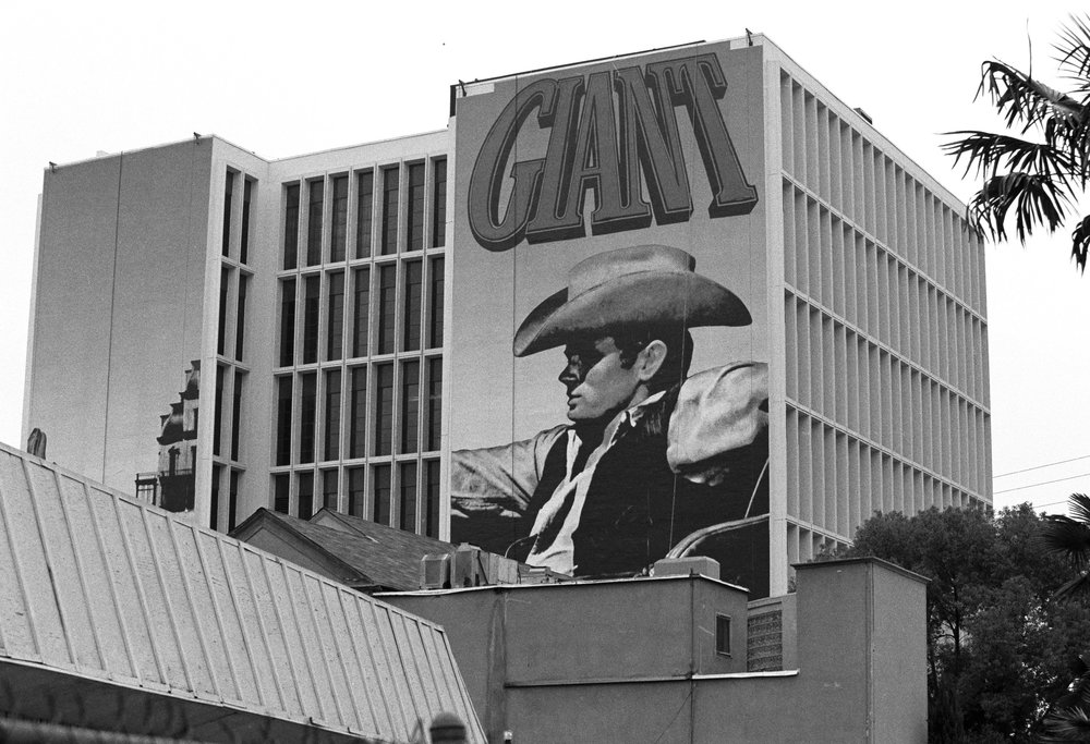 Giant Billboard- Sunset Boulevard