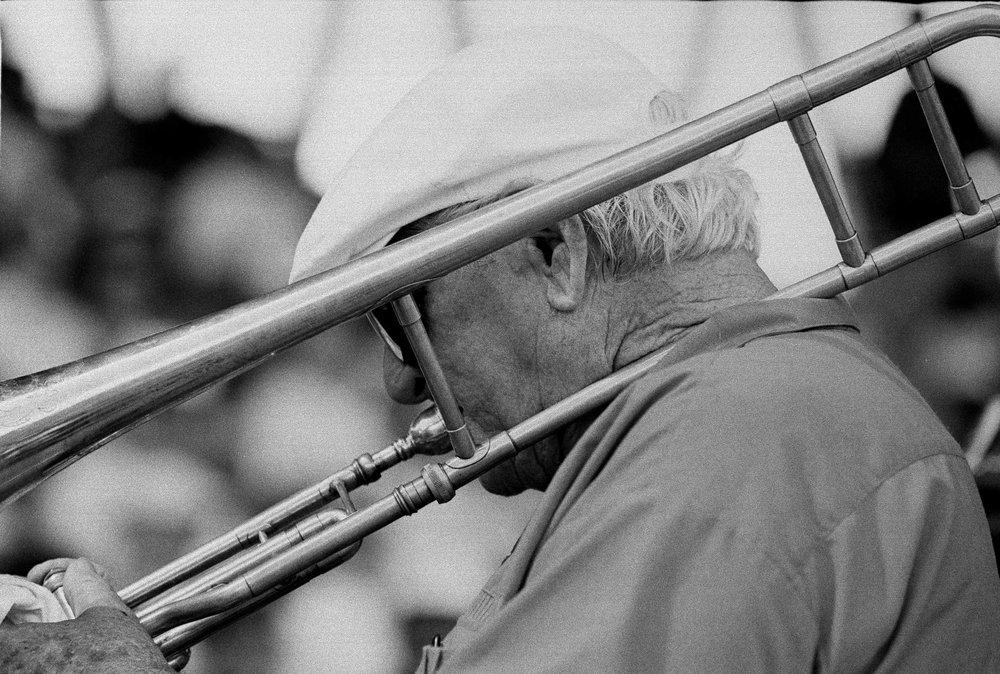 Trombone Plater Spring Training