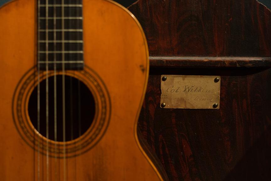 Pre-Civil War Martin Guitar