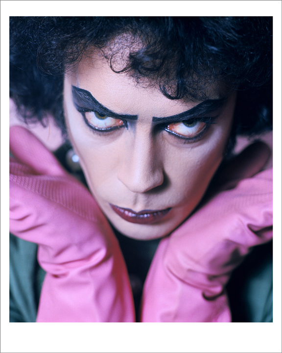 Rocky Horror Tim Curry Bray Studios UK 1974
