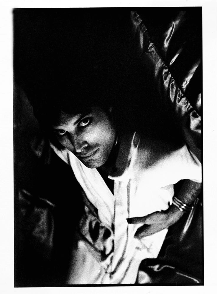 Freddie Mercury From Above