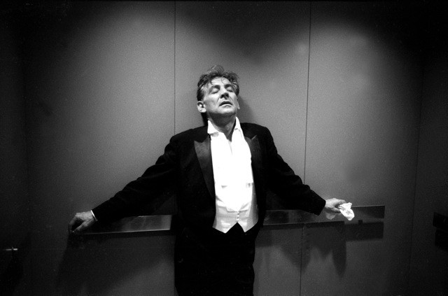 Leonard Bernstein at the NY Philharmonic, 1967