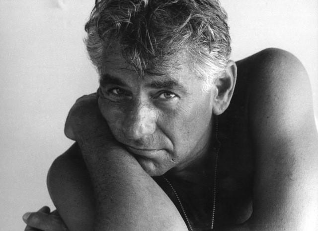 Leonard Bernstein Portrait for the Cover of The Private World of Leonard Bernstein, 1967