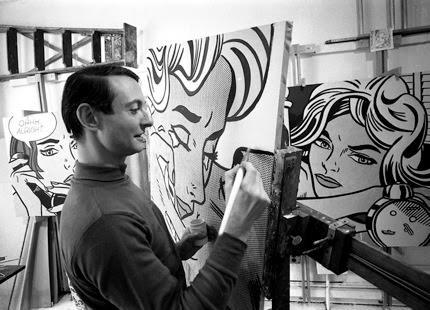 Roy Lichtenstein, 1964