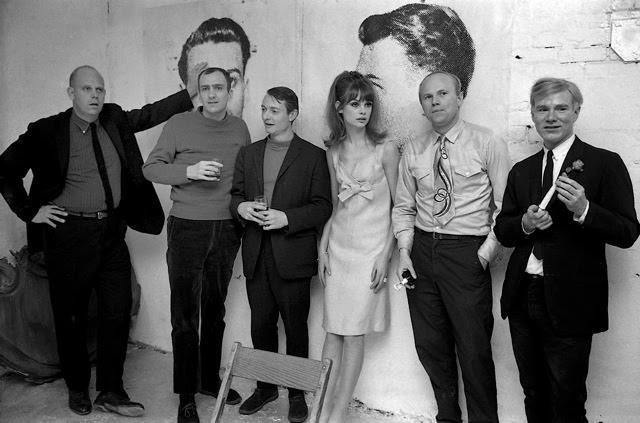 Group Shot - New York, 1964