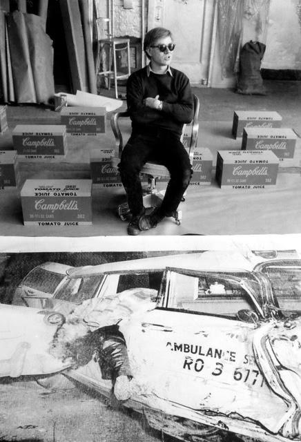 Andy Warhol, New York, 1964