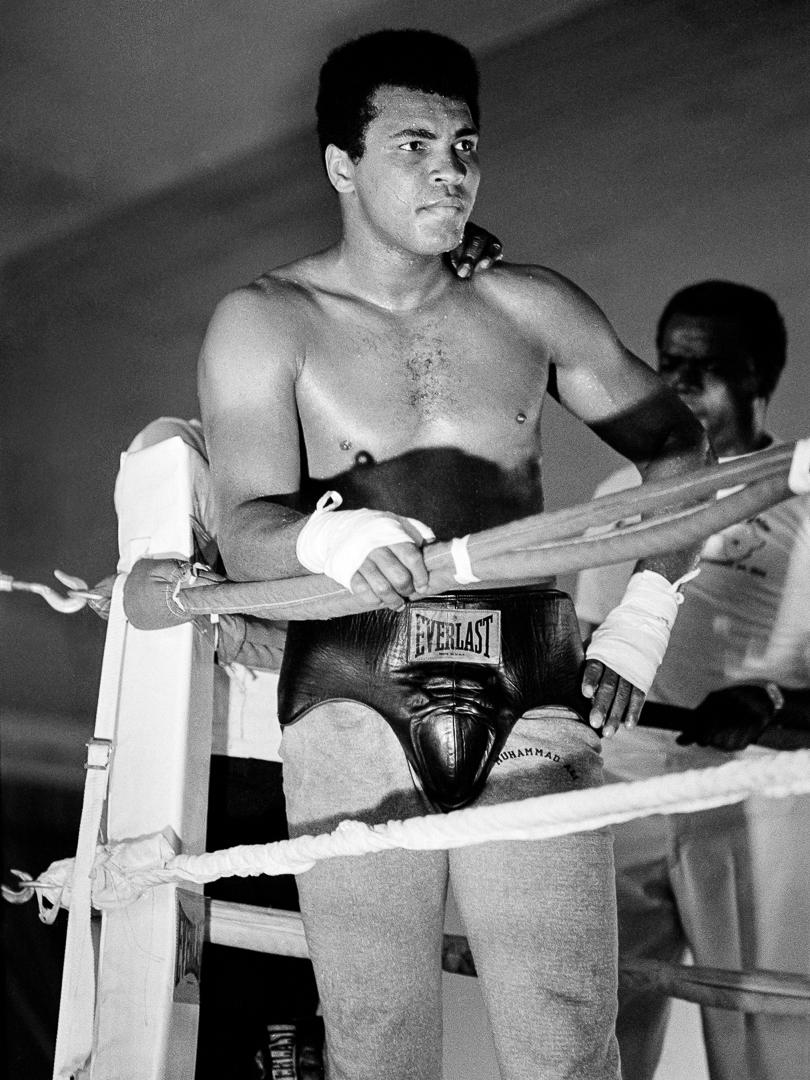 Ali , 1974 - #4