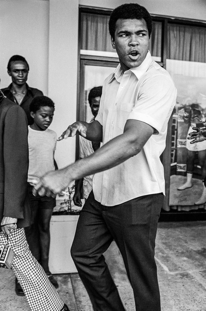 Ali , 1974 - #5